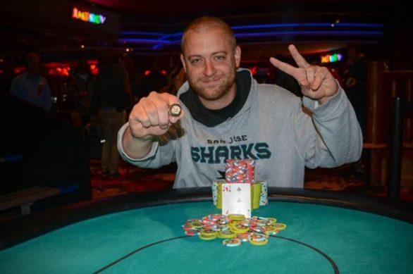 Scott Sanders wins WSOP Lake Tahoe Main Event