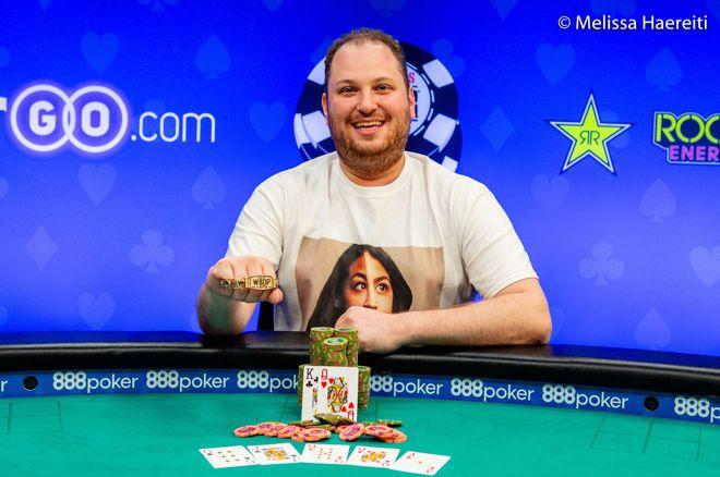 Scott Seiver Wins $10k NLHE Championship
