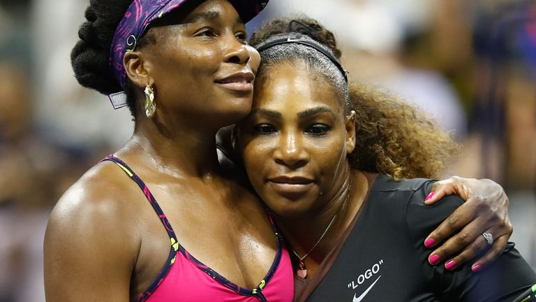 Serena Williams knocks out sister in 2018 US Open