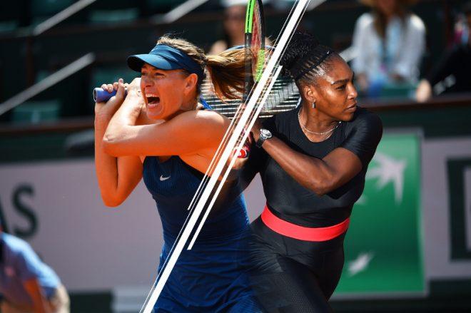 Serena vs Sharapova