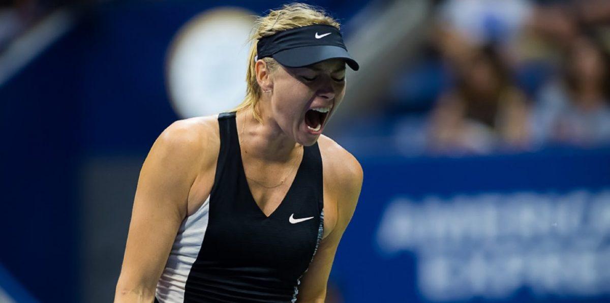 Sharapova advances at US Open; top seeds keep falling