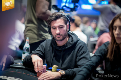 Shravan Chhabria makes Day 3; Sammartino leads WSOPE ME