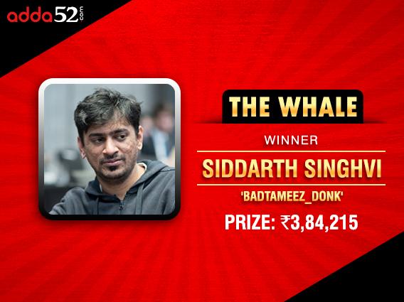 Siddarth Singhvi