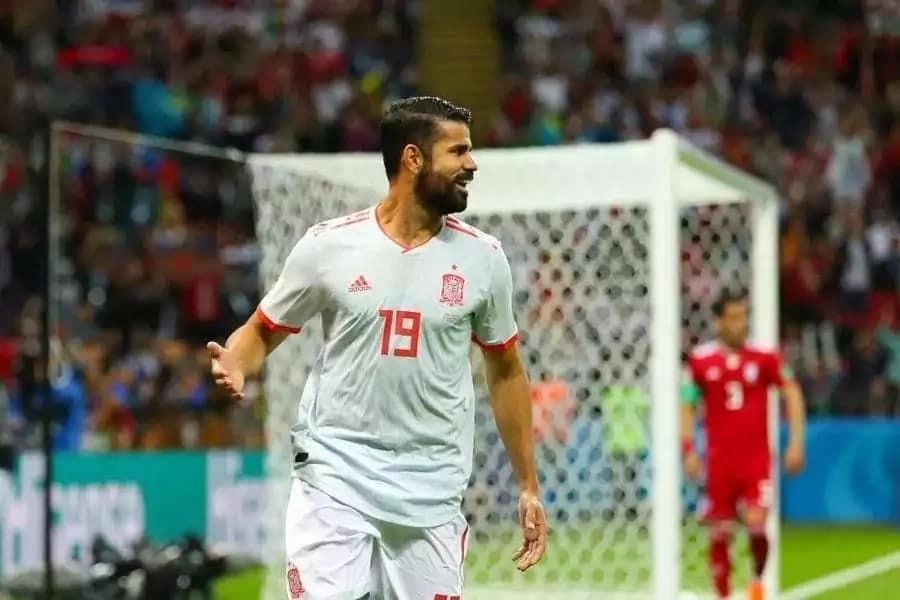 Spain scrape through against Iran in FIFA WC
