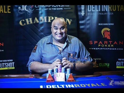 Spartan Poker signs Sangeeth Mohan as first Team Pro