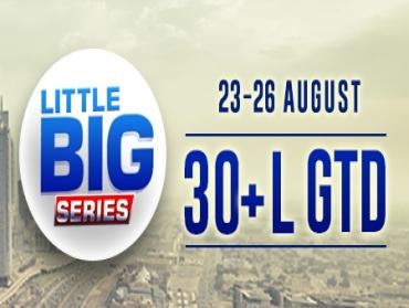 Spartan's Little Big Series starts this Thursday