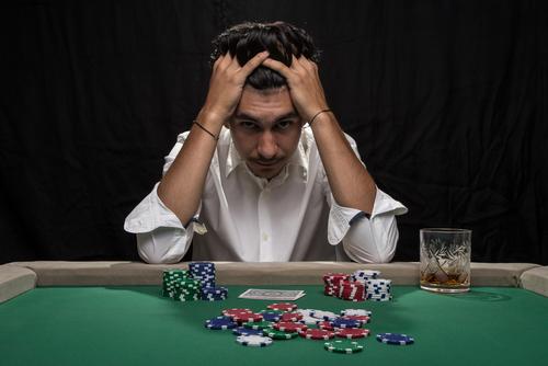 Stress in Poker
