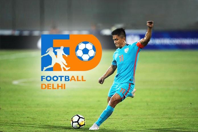 Sunil Chhetris birthday celebrated as Delhi Football Day