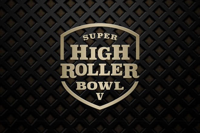 Super High Roller Bowl 5 shifts to December