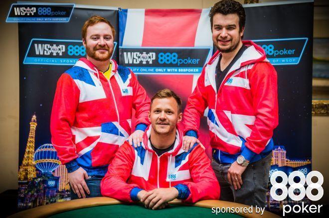 Team UK wins 888poker 8-team promo