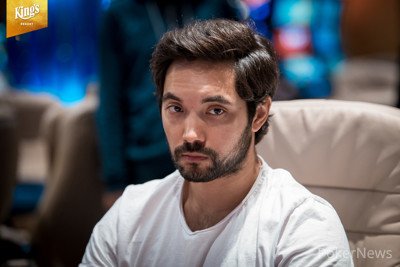 Timothy Adams leads Day 1 of WSOPE Super High Roller
