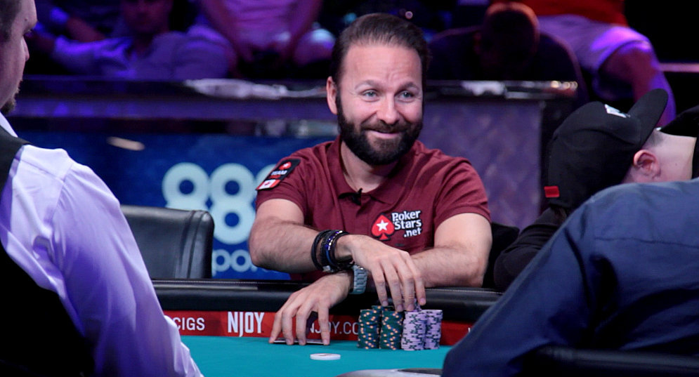 Top 5 poker players in live tournaments