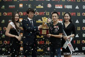 Vietnam's Quang Nguyen ships APL Vietnam Main Event1