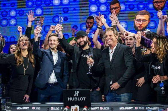 Vinicius Lima wins Borgata Poker Open WPT Championship