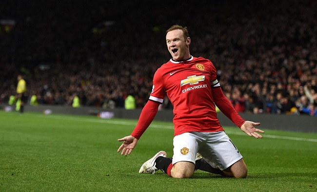 Wayne Rooney How I prepare for my games