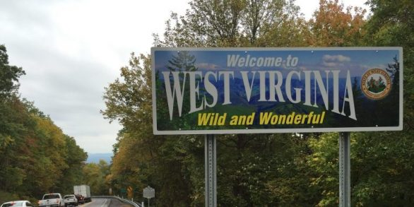 West Virginia becomes 5th state to legalize online gambling