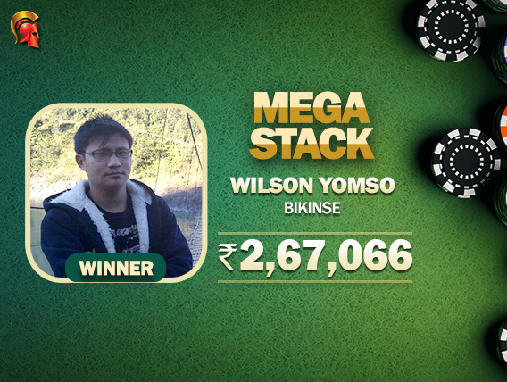 Wilson Yomso back with a Mega Stack win on Spartan
