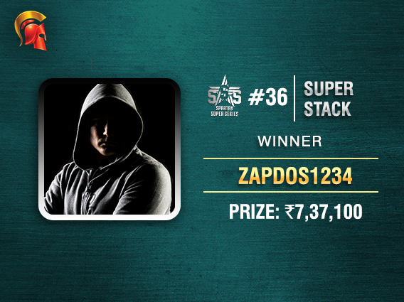 'Zapdos1234' takes down SSS Sunday SuperStack
