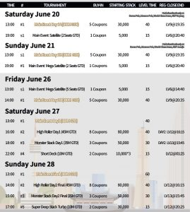 KRW 400 million GTD J88PT Korea begins on 20 June!