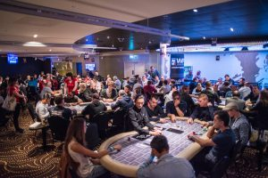 How to approach your first-ever live tournament
