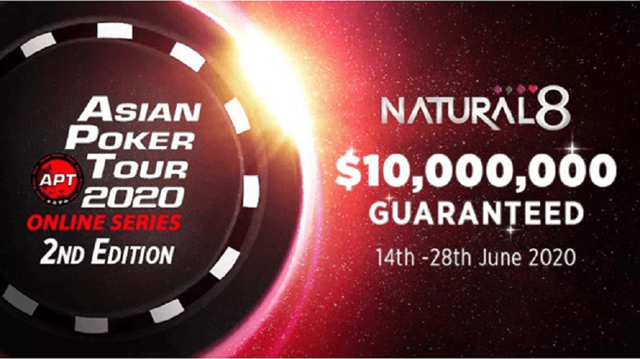 Whopping $10 million GTD in APT Online Series 2nd Edition!