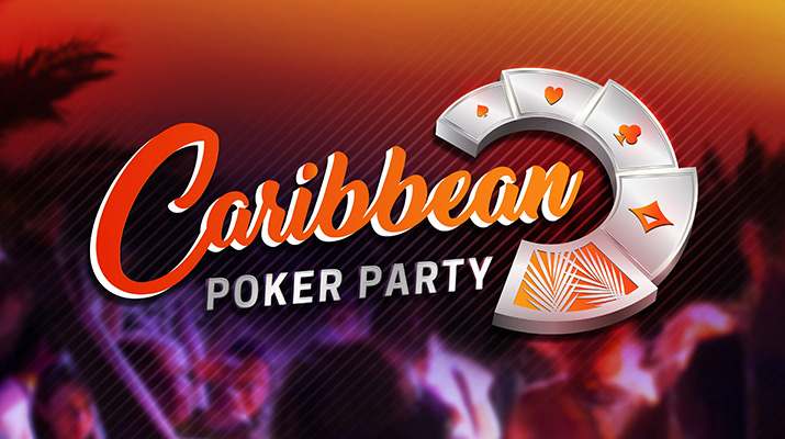 partypoker release schedule for Caribbean Poker Party