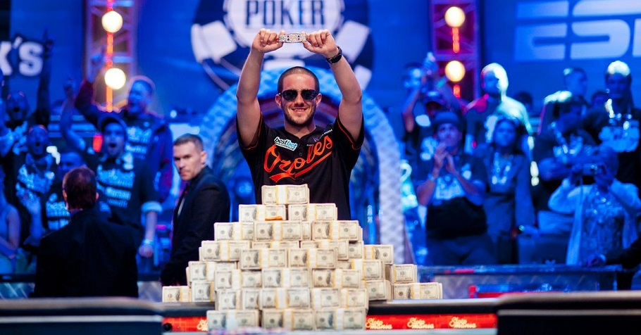 Greg Merson: From exorcising demons to winning the 2012 WSOP ME