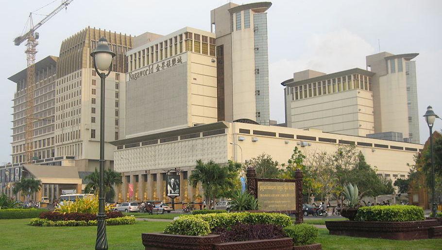NagaCorp reopens casino