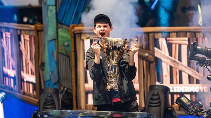 Teenager Wins $3 million at Video Game Tournament