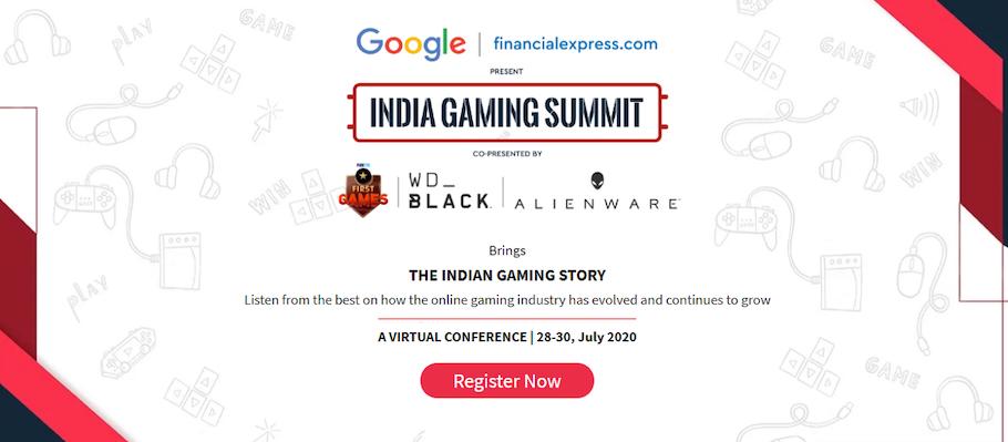 India Gaming Summit 2020 Virtual Conference