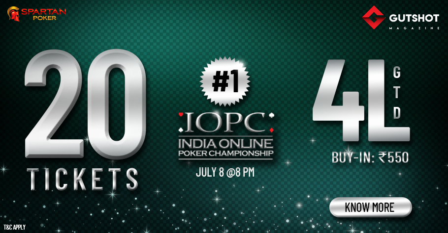 20 FREE Tickets to IOPC Event #1 up for Grabs!