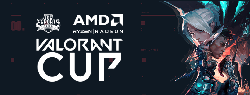 AMD Valorant Cup: Largest PC Esports event in India