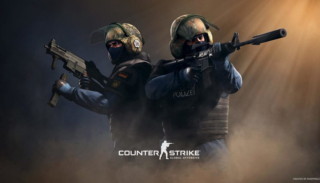 Evolution of Counter-Strike