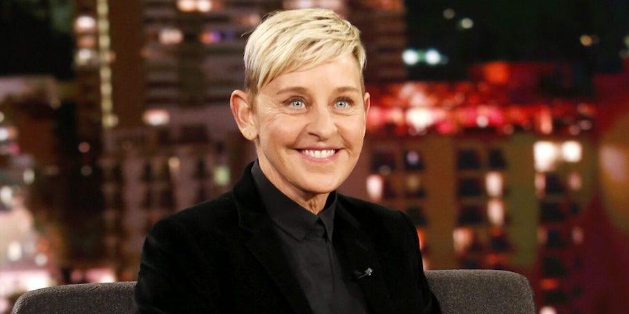 Ellen Degeneres Turns Mean When Playing Poker
