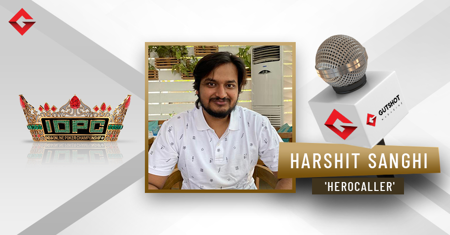 In Conversation with the Biggest IOPC ME Winner Harshit Sanghi