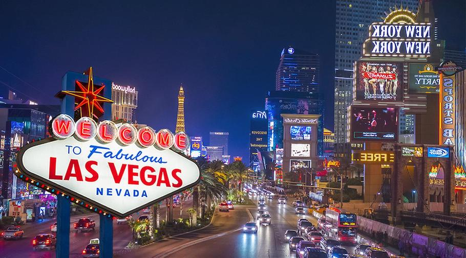 A spike in COVID-19 cases in Las Vegas since its reopening
