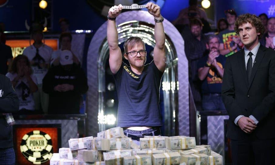 WSOP 2014 Main Event Winner