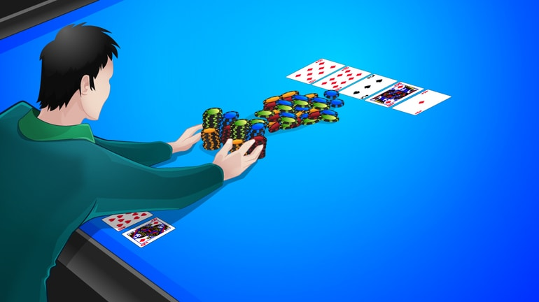 Big Stack University Tips: How to Choose a Perfect Bet Size?