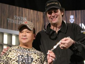 Phil Hellmuth's Legendary WSOP Main Event Victory Over Chan