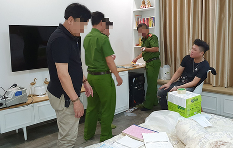 US$32 million football gambling ring in Vietnam
