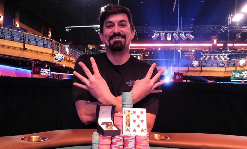 WSOP 2020: Michael Lech Captures Bracelet in Event #13 $164K!