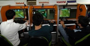 19 held in gaming parlour for alleged gambling