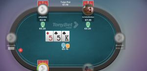 Tonybet closes independent online poker room