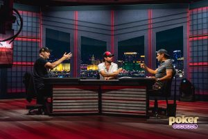 Phil Hellmuth edges out Esfandiari Round 1 of High Stakes Duel