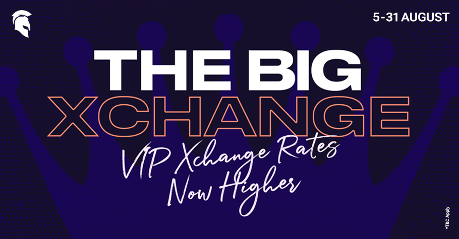 Spartan Poker Launches VIP Exchange in 'The Big Xchange'