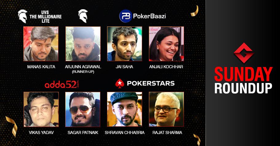 Sunday Roundup: Kalita, Saha, Kochhar, Yadav, Sharma Win Big