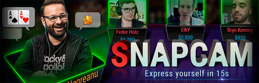 GGPoker Introduces SnapCam Live Video Feature