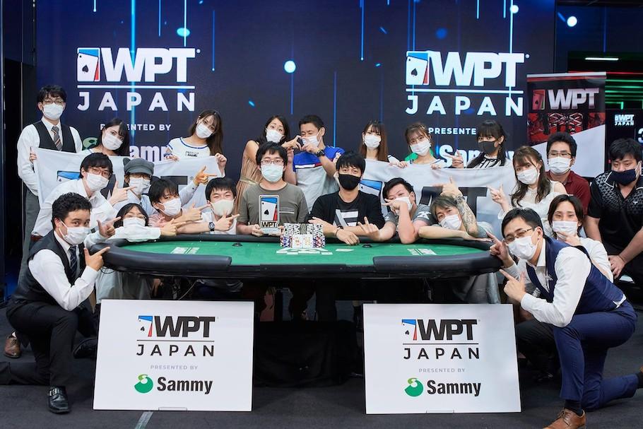 WPT JAPAN 2020 Crowns Charlie Ryuta in Main Event