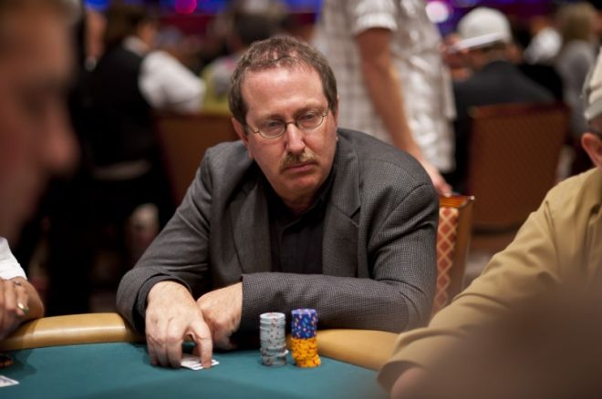 WSOP commentator Norman Chad tests COVID-19 positive