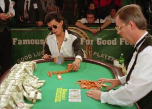 """WSOP Flashback: """"You call, it's gonna be all over, baby."""""""